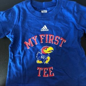 Adidas Kansas University T Shirt